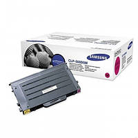 Заправка картриджа Samsung CLP-500/ 500N/ 550/ 550N magenta