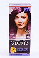 Крем - краска для волос GLORIS MINI 2.6 Божоле