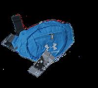 Поясная сумка Under Armour Sport Pro (голубая) сумка на пояс, фото 1