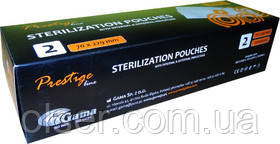 Пакеты для стерилизации инструментов Prestige Line №2 70*229