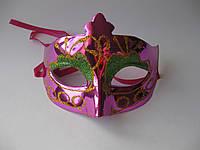 Карнавальная венецианская маска, фото 1