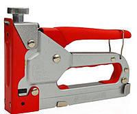 Intertool RT-0102 Механический степлер 11,3 х 0,70 х 4-14 мм обрезиненной рукоятью