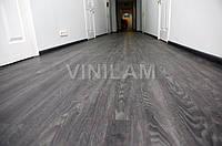 Vinilam 546128 Дуб Черный Click Hybrid виниловая плитка