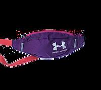 Поясная сумка Under Armour (фиолетовая)