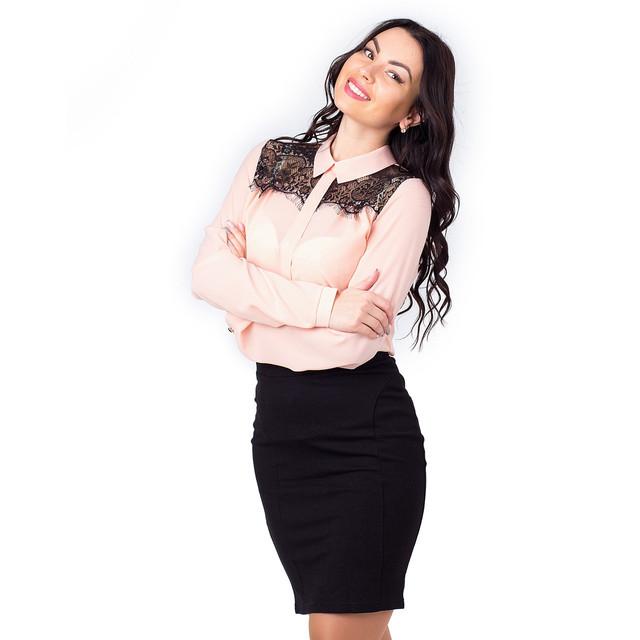 Молодежные женские рубашки и блузки