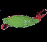 Поясная сумка Under Armour (флуресцент) сумка на пояс