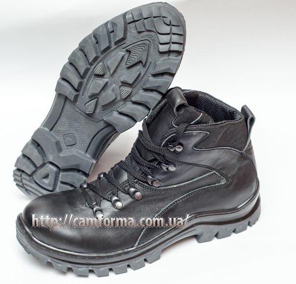 Тактические ботинки ПУМА глянец кожа зима, цена 1 250 грн., купить в ... 9173df65564