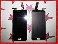 Модуль телефона Meizu U10 (сенсор+матрица)