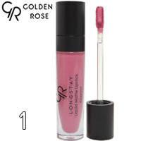 Golden Rose - Жидкая губная помада Longstay Liquid Matte Тон 01 light pink natural
