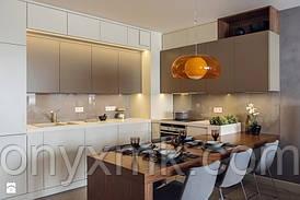 Дизайнерская Кухня с обеденной зоной