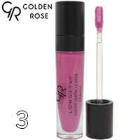Golden Rose - Жидкая губная помада Longstay Liquid Matte Тон 03 dusty lilac