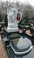 Скульптура из мрамора Ангела № 2