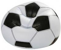 Надувное кресло-футбольный мяч Intex 68557