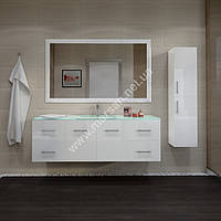 Комплект мебели для ванной комнаты Marsan коллекция GABRIELLE, 75 см