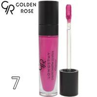 Golden Rose - Жидкая губная помада Longstay Liquid Matte Тон 07 pink lilac