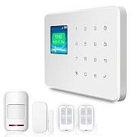 GSM PSTN сигнализация Alarm System KERUI KR-G18.