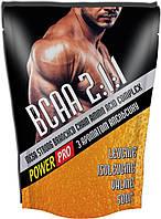 Аминокислоты BCAA 500 грамм Power Pro