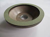 100мм. Алмазный шлифовальный круг. 12А2-45 Чашка. 100х10х3х32х22.2