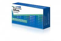 Цветные контактные линзы SofLens Colors на 3 месяца