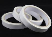 Двусторонний скотч (тонкий) диаметр  12 мм.