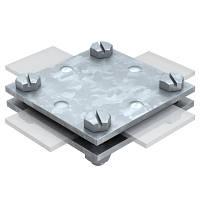 Крестовой соединитель для плоских проводников (255 A-FL30 FT) 5314534