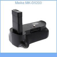 Батарейная ручка (бустер) для Nikon d5200 Meike Premium