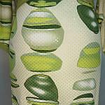 Сукня зелене ошатне кимано трикотаж 429131, фото 3
