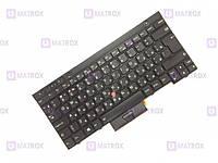Оригинальная клавиатура для ноутбука Lenovo ThinkPad T430, ThinkPad T430i series, black, ru, подсветка