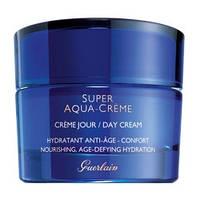 GUERLAIN Дневной крем для лица, шеи и декольте Super Aqua-Creme 50 мл (тестер)