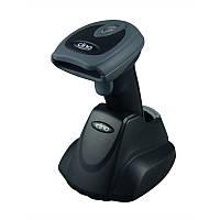 Беспроводной сканер штрихкода Cino F780BT Cradle (чёрный)