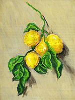"""Схема для вышивки бисером """"Лимон"""", А4"""