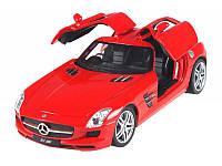 Модель автомобиля Mercedes-Benz SLS AMG в масштабе 1 : 36 (Kinsmart KT5349W  )