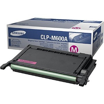Заправка картриджа CLP-M600A принтера Samsung CLP-600/ 650/ 3050 Magenta