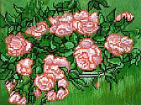 """Схема для вышивки бисером """"Розы"""", А4"""
