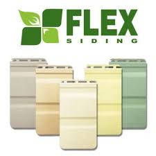 """Панель сайдинга ТМ """"FLEX"""" 3,66 м * 0,23 м"""