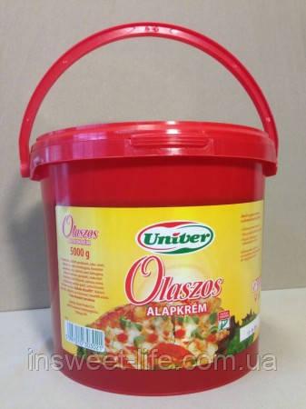 Крем итальянский для пиццы UNIVER 5 кг/ведро