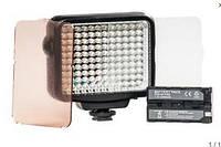 Накамерный свет PowerPlant LED5009 Video Light