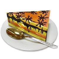 Бумага для заметок (блок) в виде торта NoteCake «Шоколадная клякса»