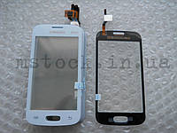 Touch screen (Сенсор) Samsung S7260/ S7262 white с самоклейкой (TEST OK)
