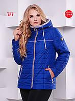 Женская демисезонная куртка из плащевой водоотталкивающей ткани Разные цвета