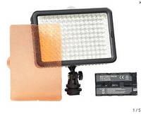 Накамерный свет PowerPlant LED5020 Video Light