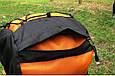 Рюкзак Outlander EXTREME 55, черный/синий 55 л, фото 7