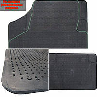 Резиновые коврики в салон,  CLASSIC с цветной каймой, универсальные, 4 шт