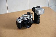 Фотоаппарат CANOMATICA + вспышка