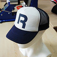 Темно-синяя кепка тракер  Reebok