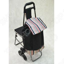 43baec4c6399 Сумка на колесах со складным стулом (тележка со стульчиком) Кравчучка