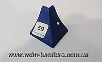Угол внешний  синий 59