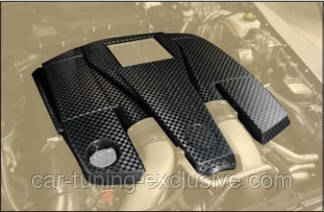 MANSORY engine cover for Mercedes G-class