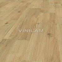 Vinilam 54514 Дуб Карамель Click Hybrid виниловая плитка