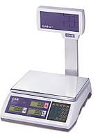 Весы торговые CAS ER PLUS EU (RS-232)